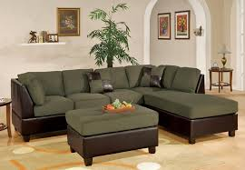 suede sectional sofas casablanca microfiber sectional sofa