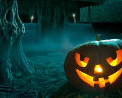 halloween downloads nature wallpaper halloween lightseagreen steelblue darkorange