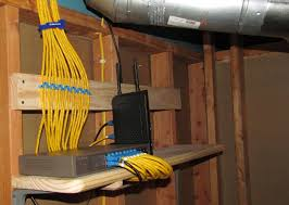 home network closet design my new wired network overclockers forums network organized