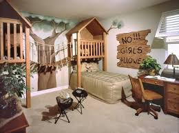 deco chambre enfant jungle top plus belles chambres enfant insolite reve magnifique idee