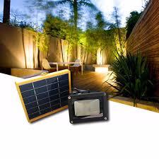 Outdoor Solar Panel Lights - aliexpress com buy solar power led flood night light waterproof