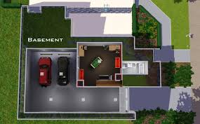 mod the sims underground garage 6 stone and stucco blvd advertisement