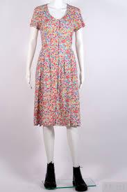 90s dress vintage 90 s floral dress arkive vintage