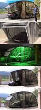 Ebay Carport Gazebox Looks Like A Giant Armadillo Shell But At The Push Of A