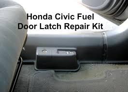 honda civic latch honda civic fuel or gas door cable repair kit installation