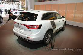 koleos renault 2018 2016 renault koleos to launch in brazil next year