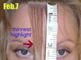 healthy hair fir 7 yr average growth of healthy hair per month trendy hairstyles in