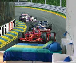 large wall mural grand prix car racekid in the mural grand prix 269 00