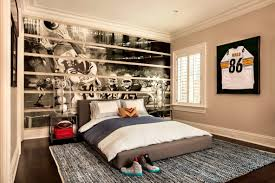 sports themed bedrooms boys room sports decorating ideas sports themed room decorating