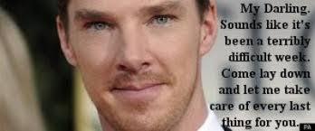 Benedict Cumberbatch Meme - omg benedict cumberbatch hey girl meme geeking juxtapost