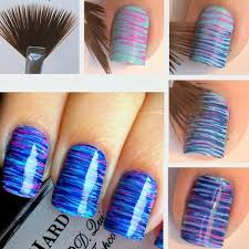 Fun And Easy Nail Art Tutorials Style Motivation - Easy at home nail designs