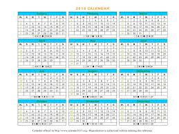 printable calendar year on one page ten year calendars roberto mattni co