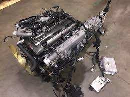 jdm toyota supra mk4 2jz gte 6speed getrag motor transmission