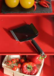 légumes à cuisiner la spatule à légumes verycook pour cuisiner sur votre plancha