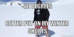 Winter Meme Generator - memes the adventureblog