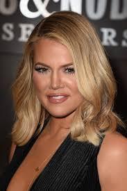 hair cut back of hair shorter than front of hair khloe kardashian s short hair is the most versatile cut ever here s