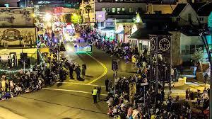 festival of lights parade december 2012 auburn california