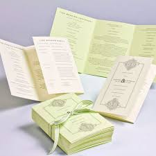 exles of wedding ceremony programs what to include in wedding program tbrb info