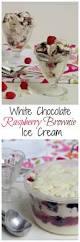 Dark Chocolate Raspberry Brownies by Best 25 White Chocolate Ice Cream Ideas Only On Pinterest