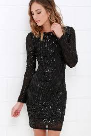 sequin dresses shine of the season black sequin dress black sequin dress black