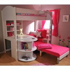Jysk Bunk Bed Pink Loft Bed Pink Futon Bunk Bed With Desk Design Ideas When Ave