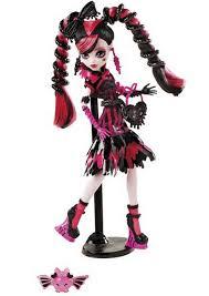 nib monster high sweet screams draculaura doll monster high