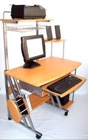 Small Computer Printer Table Desk Computer Desk For Imac And Printer Computer Desk Pc Laptop