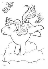 59 pony coloring pages images kids