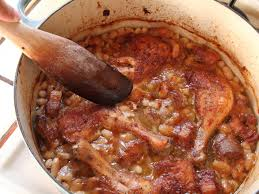 how to make traditional cassoulet and why you should put chicken