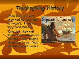 History Of Thanksgiving For Thanksgiving Day Presentation