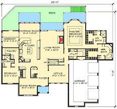 Country Home Floor Plans Hill Country Home Plan With Sunroom 46029hc Architectural
