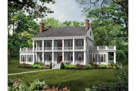 southern plantation house plans eplans plantation house plan five fireplaces 3833 square