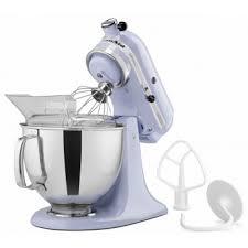 Kitchen Aid Standing Mixer by Kitchen Aid Artisan Stand Mixer 5 Quart Lavender Cream