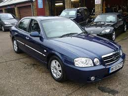 used 2005 kia magentis 2 0 se 4dr for sale in middlesex pistonheads