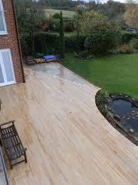 Teak Patio Flooring by Teak Wood Patio Paving Tiles Lsd Co Uk