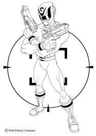power ranger laser guns coloring nice coloring sheet