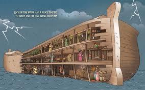 inside noah u0027s ark 4 kids answers in genesis