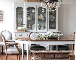 how to arrange dishes in china cabinet how to organize decorate a dining room hutch hayneedle