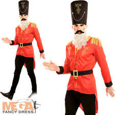 toy soldier fancy dress ebay