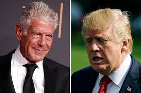 anthony bourdain bourdain says he would poison trump if given the chance