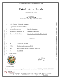 100 marriage certificate translation from spanish to english