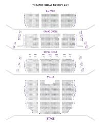 theatre royal drury lane seating plan boxoffice co uk
