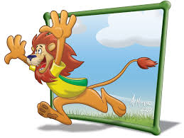 lion cartoon pictures
