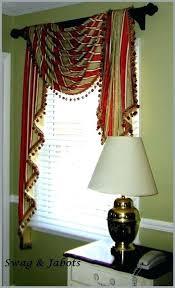 window valances ideas curtain swags ideas juniorderby me