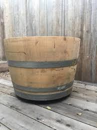 french oak barrel planter on wheels u2013 ladybagssf com