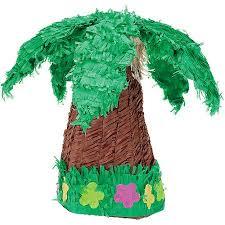palm tree pinata walmart