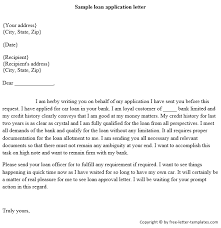 sample letter to loan officer business loan letter sample choice image letter examples ideas