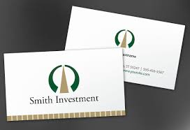Business Card And Letterhead Design Template Letterhead Template For Investment And Professional Firms Order
