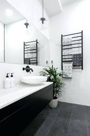 bathroom black and white black white gold bathroom black white and pink bathroom accessories
