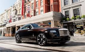 roll royce celebrity bespoke rolls royce wraith commissioned by legendary singer roger